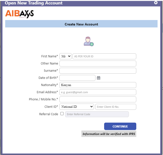 aib online trading